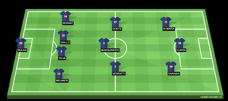 Psg Vs Real Madrid Preview Probable Lineups Prediction Tactics